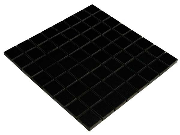 Nero Assoluto Granit Mosaikfliesen