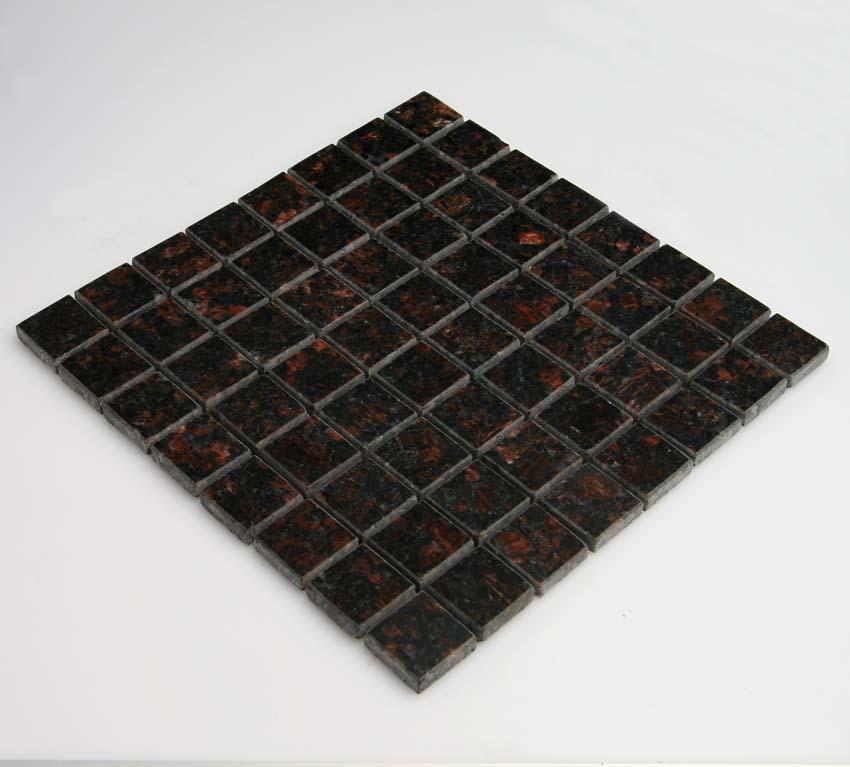 Mosaikfliesen Tan Brown Granit