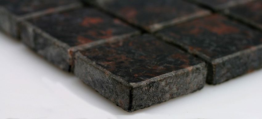 Mosaikfliesen Tan Brown Granit