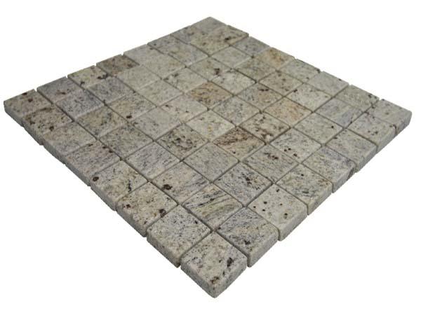 Kashmir White Granit Mosaikfliesen